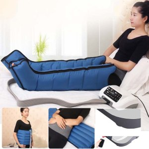 Air Compression Leg Foot Massager Vibration Infrared Therapy Arm