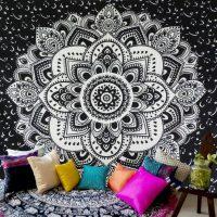 Tapestry Wall Art - Photos Wall and Door Tinfishclematis.Com