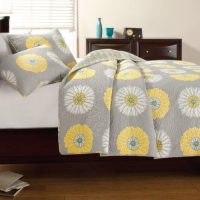 Touch of Yellow Floral Bedding Sets, Comforter Set, Duvet ...