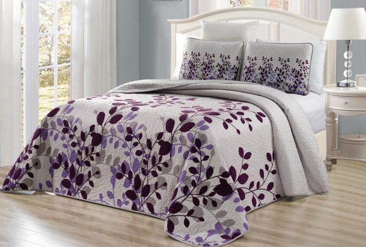 Purple Bedding Ideas  Plum Lavender Mauve Eggplant