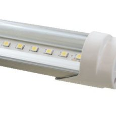 Lâmpada LED Tubular T8 1200mm Transparente 18W