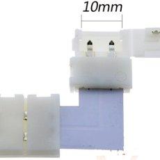Ligador Canto Fitas LED 10mm