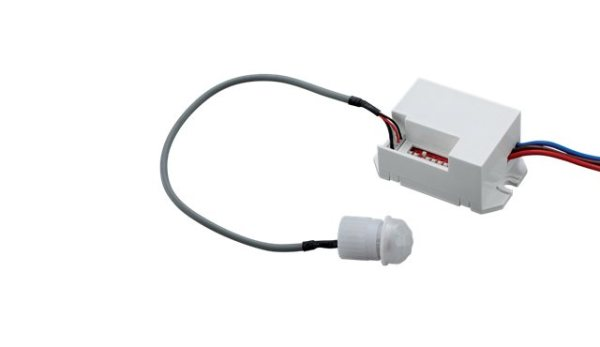 Mini Sensor Encastrar 360º-230V