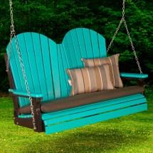 4' Adirondack Swing - Luxcraft