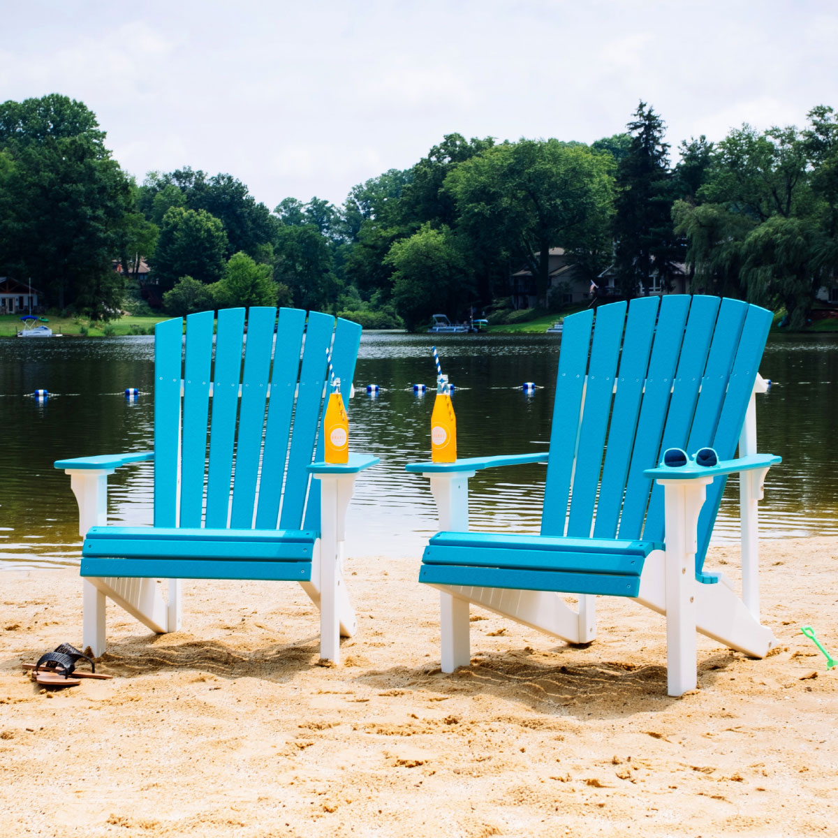 Anorak Chairs Deluxe Adirondack Chair Luxcraft