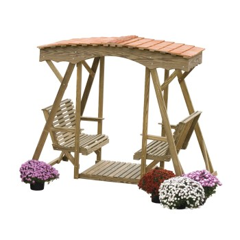 luxcraft-wood-doubleglider-plaincedar