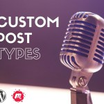 Charla Custom Post Types en WordPress