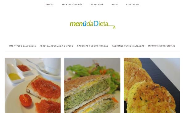 Menuda Dieta Inicio