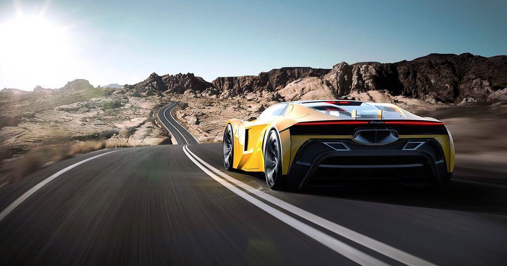 Lamborghini-VEGA8