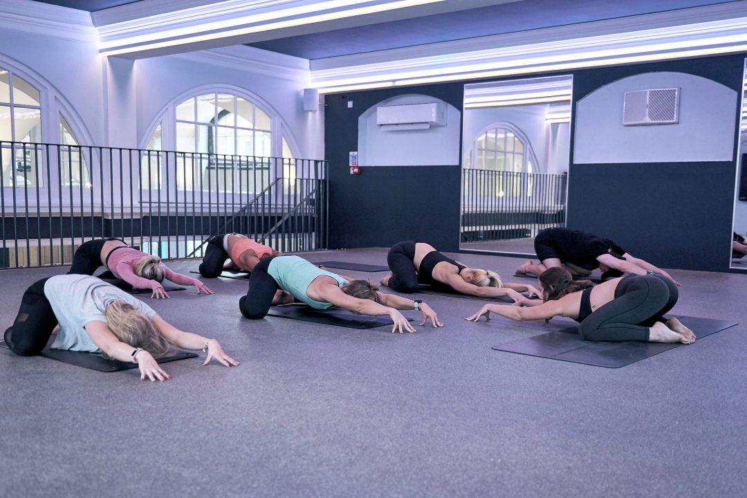 Yoga classes in Bristol