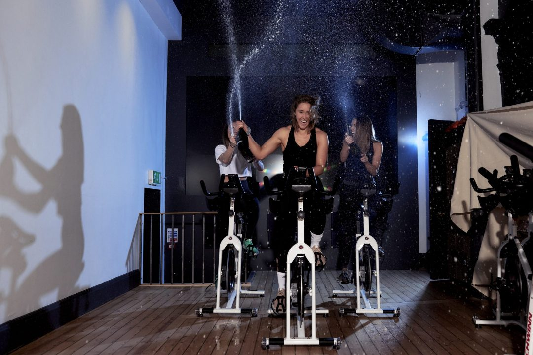 Spin cycling classes Bristol
