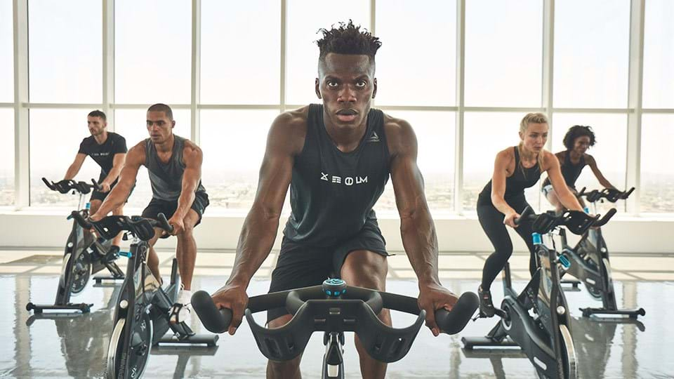Virtual RPM Les Mills training classes in Bristol at Luxe Fitness Gym