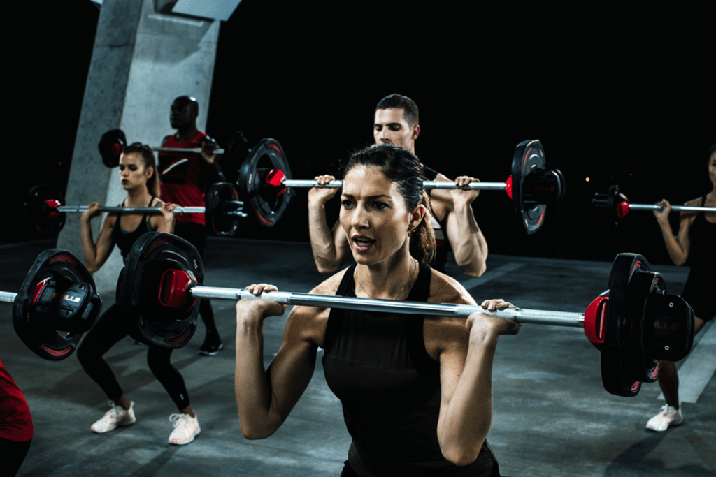 Body Pump classes in Bristol at Luxe Fitness Gym