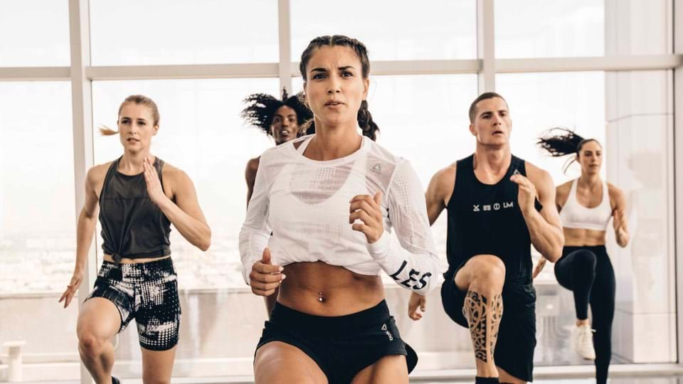 GRIT Athletic classes at Luxe Fitness Gym