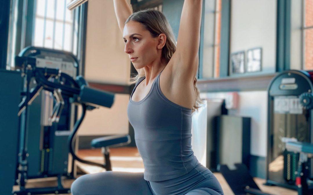 How to train like an Olympic Champ