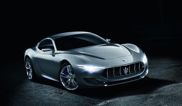 Maserati Alfieri : Une oeuvre d'art pour la route
