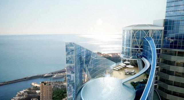 Tour Odéon Monaco : L'appartement le plus cher du monde