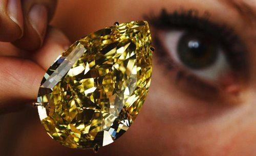 Vente aux enchères de Sotheby's : Un des plus beaux diamants au monde