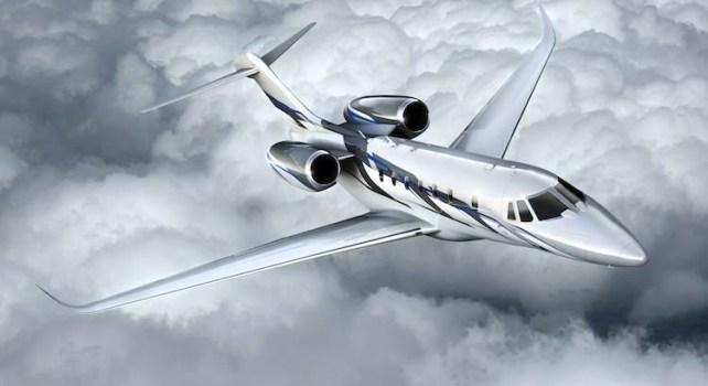 Cessna Citation X : Le jet privé le plus rapide du monde