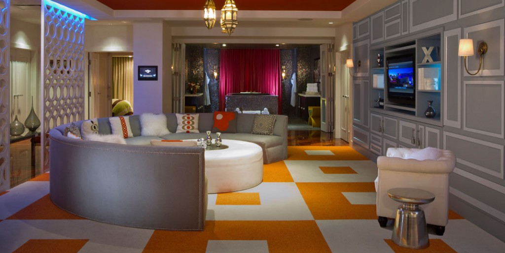 Hard Rock Hotel, Real World Suite