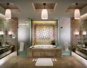 Salle de bain de la Chairman Suite