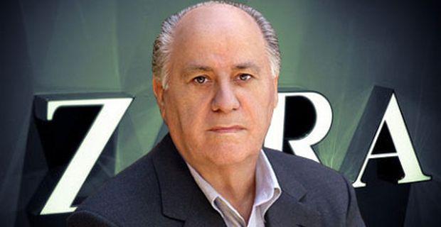 Amancio Ortega : La troisième fortune mondiale