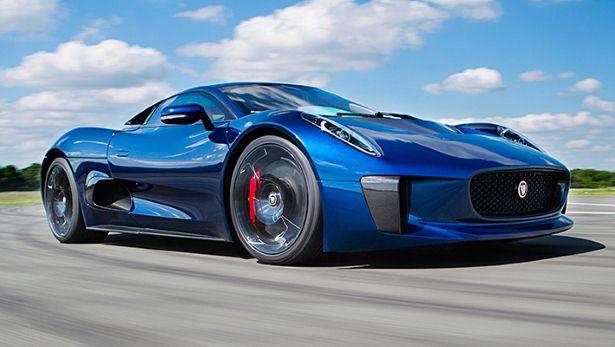 Jaguar CX-75 : La réponse de Jaguar dans la course des supercars