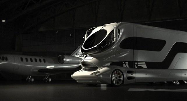 EleMMent Palazzo : Quand le camping devient un luxe