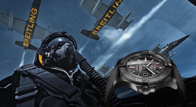 Breitling Avenger Blackbird : Au cœur de l'extrême