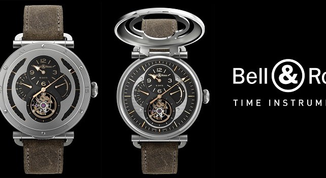 Bell & Ross WW2 Military Tourbillon : Hommage aux anciens combattants