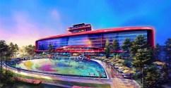 hotel Ferrari Barcelone
