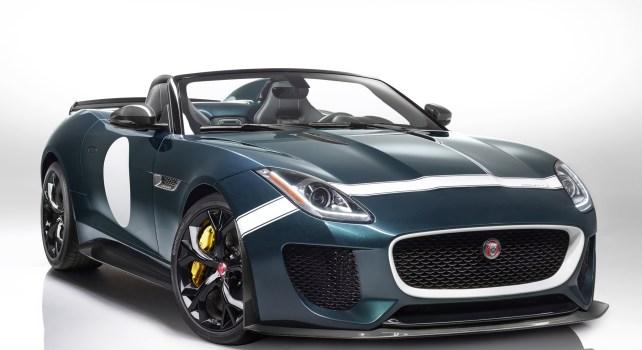 F-Type Project 7 : Jaguar sort ses griffes