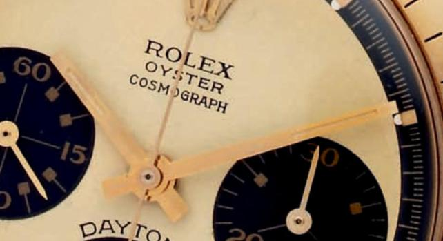 Oyster Daytona Paul Newman de 1969 : Record de vente d'une Rolex en France