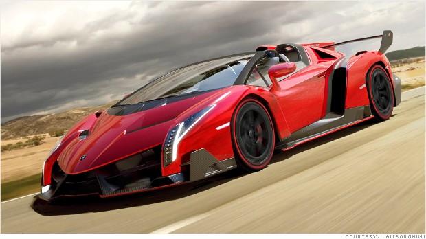 Veneno Roadster : Lamborghini fête ses 50 ans