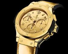 Big Bang Hublot Zegg & Cerlati Yellow Gold
