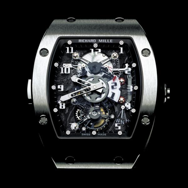 RM 003 Titane DLC Boutique Edition