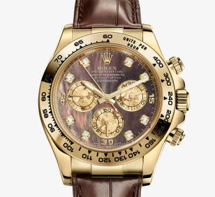 Rolex Daytona Or Jaune 8