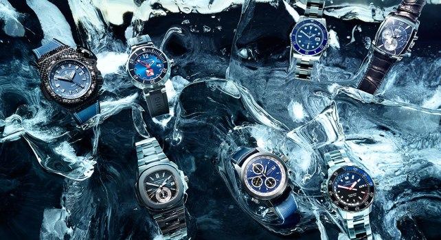 Les 5 marques de montres de l'année 2014