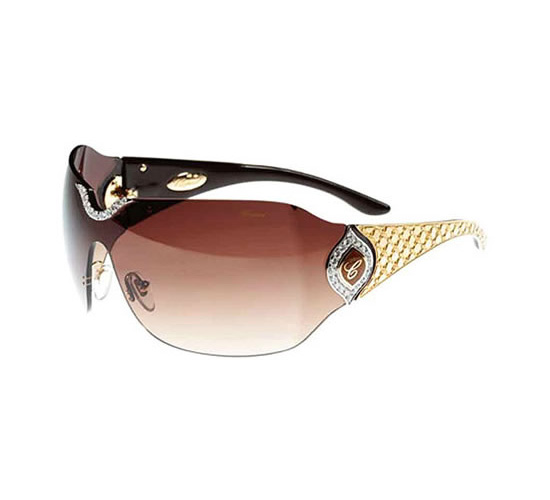 3ed20267fb20e chopard. 60 grams of 24 carat gold chopard.  the glares glare with 51 fully cut river diamonds