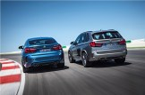 BMW-2016-X5-M-and-X6-M-Back-View