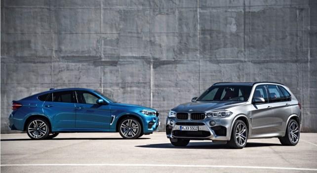 BMW X5 M et X6 M : Plus de beauté pour plus de puissance