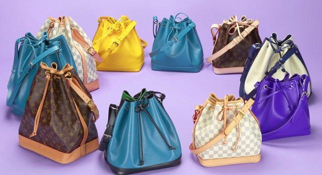 Louis Vuitton Noé : Un sac forgé dans le temps