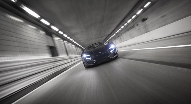 W Motors Lykan : La première supercar de Dubaï