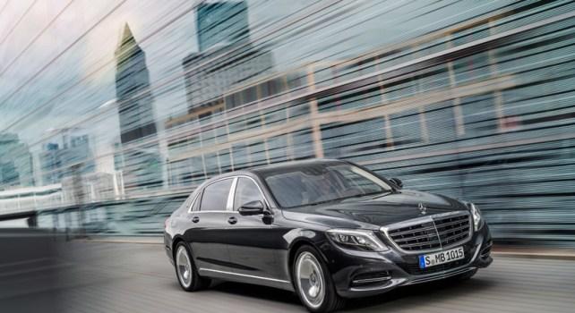 Mercedes-Maybach Classe S : L'une des voitures les plus prestigieuses