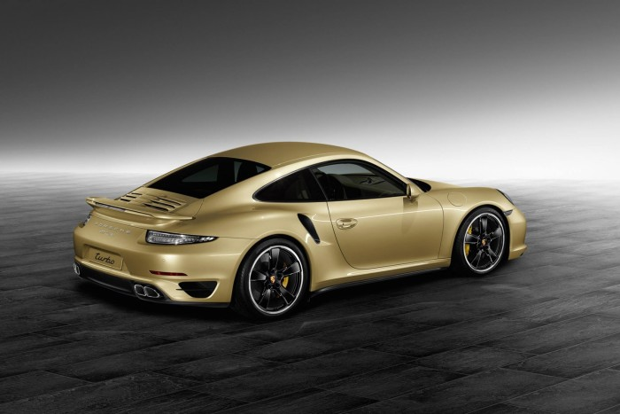 Porsche-Gold-Painted-911-Turbo-Coupe-2