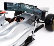 Full Size Formula 1 High End Racing Car Simulator by FMCG International