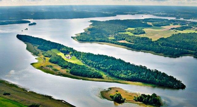 Tiger Woods : Il met en vente son Île Suédoise