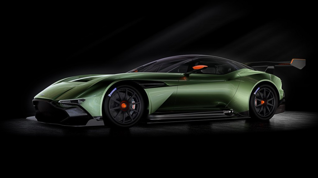 aston martin vulcan la marque britannique d voile son mod le le plus puissant. Black Bedroom Furniture Sets. Home Design Ideas