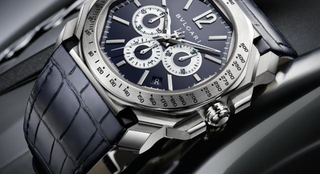 Bulgari Octo Maserati : Une montre issue d'un partenariat prestigieux