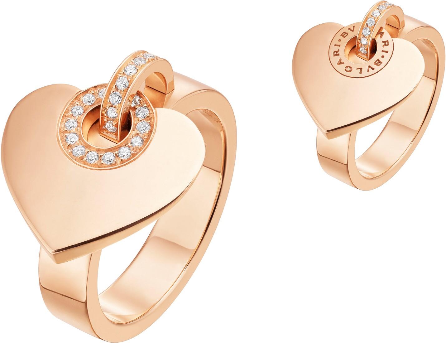 9be3c8bf53e6 Bvlgari Bvlgari Cuore   Une gamme de bijoux pour fêter l amour